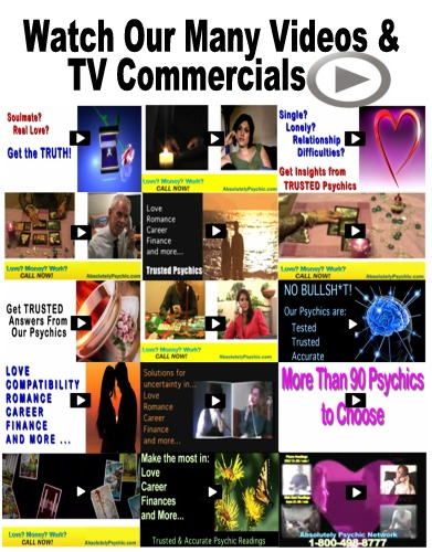 Watch our commercials