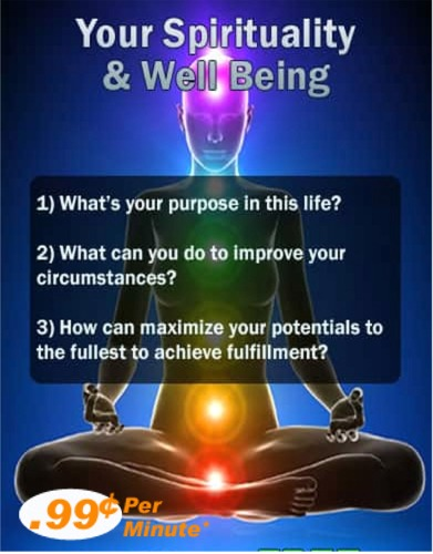Your Spiritually And Well Being